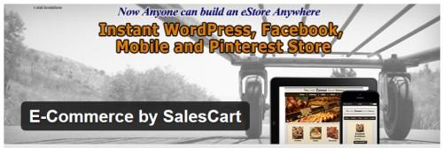 E-Commerce by SalesCart