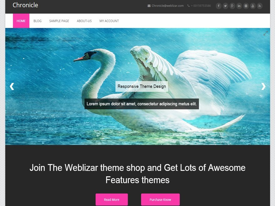 A List of Handy Free Dark Colored WordPress Themes