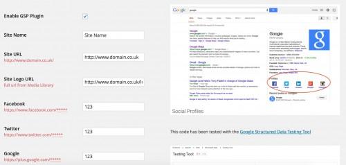PMR - Google Social Profiles