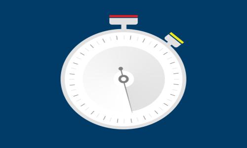 Simple Stopwatch Free Psd