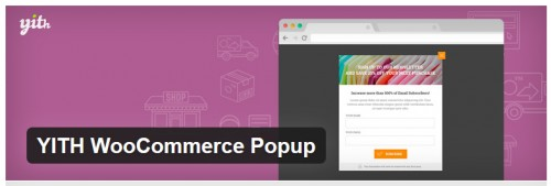 YITH WooCommerce Popup