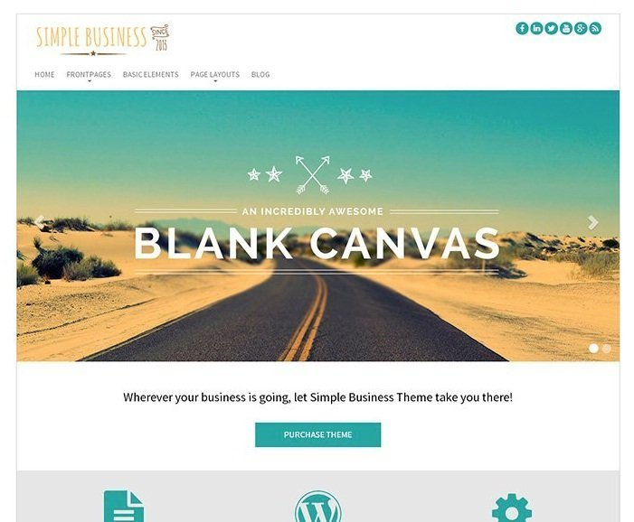 5 Best New WordPress Themes for Corporate Websites