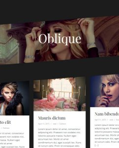 12 Best Free Fashion Blog Themes for WordPress