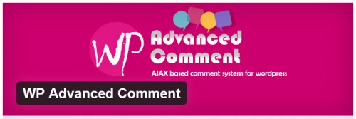 WP Advanced Comment