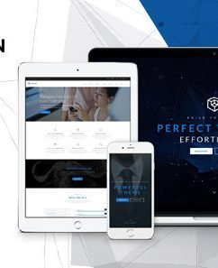 A List of Premium Responsive Corporate WordPress Themes