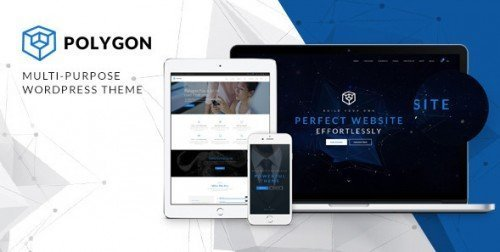 Polygon - Powerful Multipurpose WP Theme