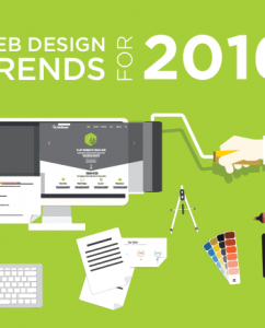 Top 5 Web Technology Trends Upcoming in 2016