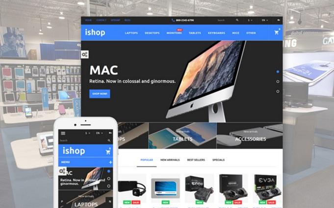 Top 3 E-commerce Themes