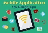 Top UX Design Tips for Mobile Application in 2016
