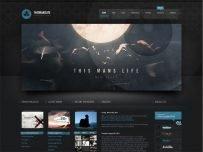 Website Inspiration: Designs Based On Popular TV Shows
