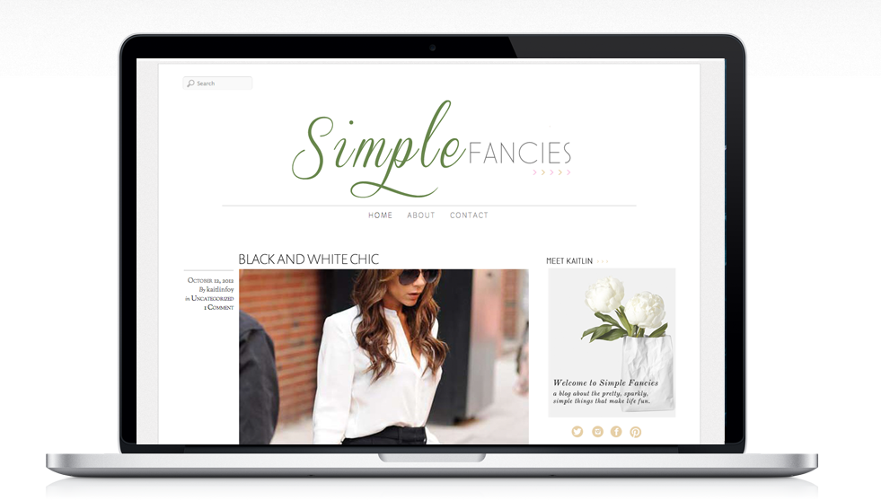 3 Way To Use Your Blog's Design To Strengthen Your Brand