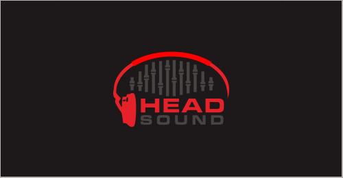 Head Sound Logo