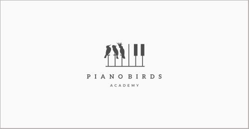 Piano Birds