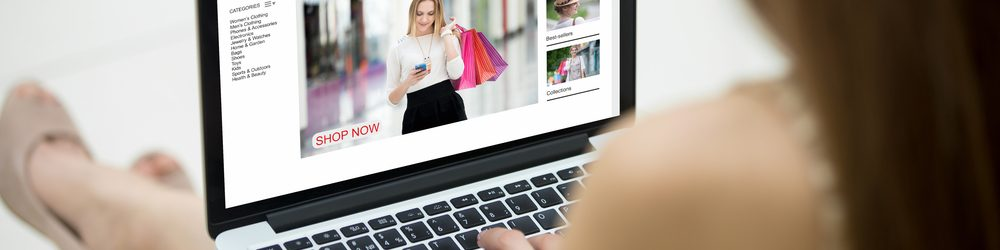 How to Create an Ecommerce Site That's Easy on the Eyes