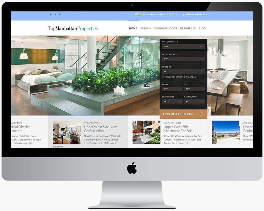 Web Design For Property Investors