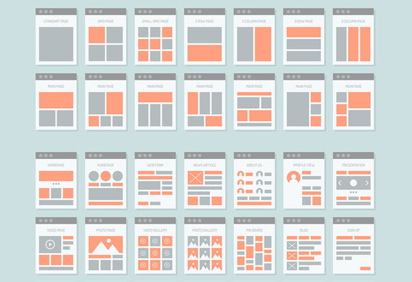 Relatable or Aspirational? Site Design Differences