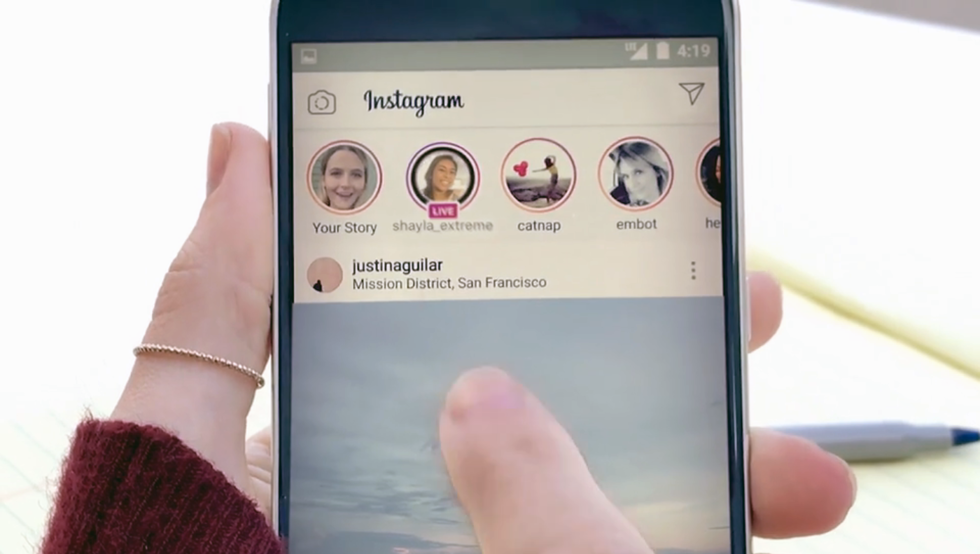 How to Create Brand Identity & Engage Community with Instagram Stories