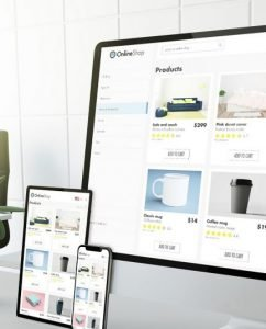 Design Steps For Online Shops