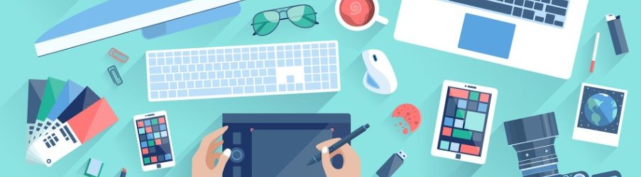7 Graphic Design Tips for Non-Designers and Beginners